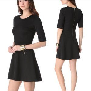 Club Monaco Lourdes Black Dress Size 12